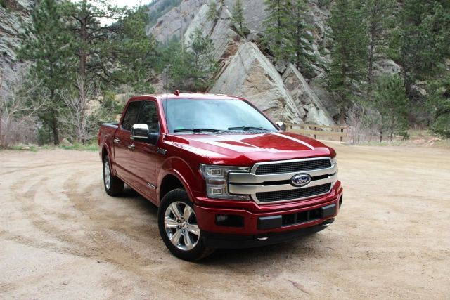 Available for the first time ever with a diesel powertrain, the truck comes equipped with a standard 3.0L Power Stroke Diesel engine rated at 250 hp and 440 lb.-ft. of torque.Photo by Lauren Fletcher