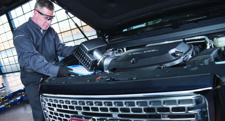 there's more to vehicle downtime costs than service, repairs, and part replacement expenses.  - Photo courtesy of General Motors