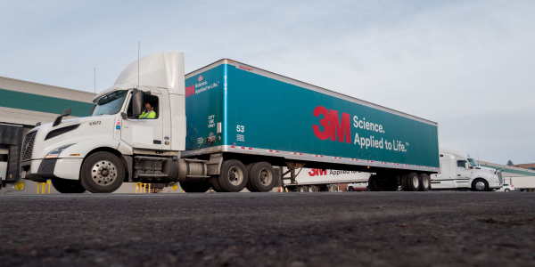 3M is one of the top providers of vinyl for vehicle wraps.