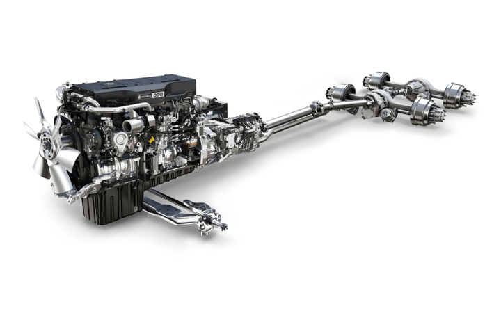 One mistake is not considering the whole truck business case. The powertrain is just part of the truck purchase decision.