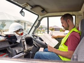 Trucks Are Corporate Assets, but so too Are Drivers & Technicians