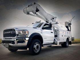 Dur-A-Lift Debuts Bucket Truck