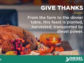 Diesel's Impact on Thanksgiving