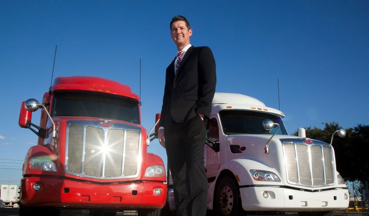 Justin Barnhart, general manager for PacLease Texas Company Stores believes PacLease trucks coming off a lease were one of the used truck industry's best-kept secrets. - Photo: PacLease