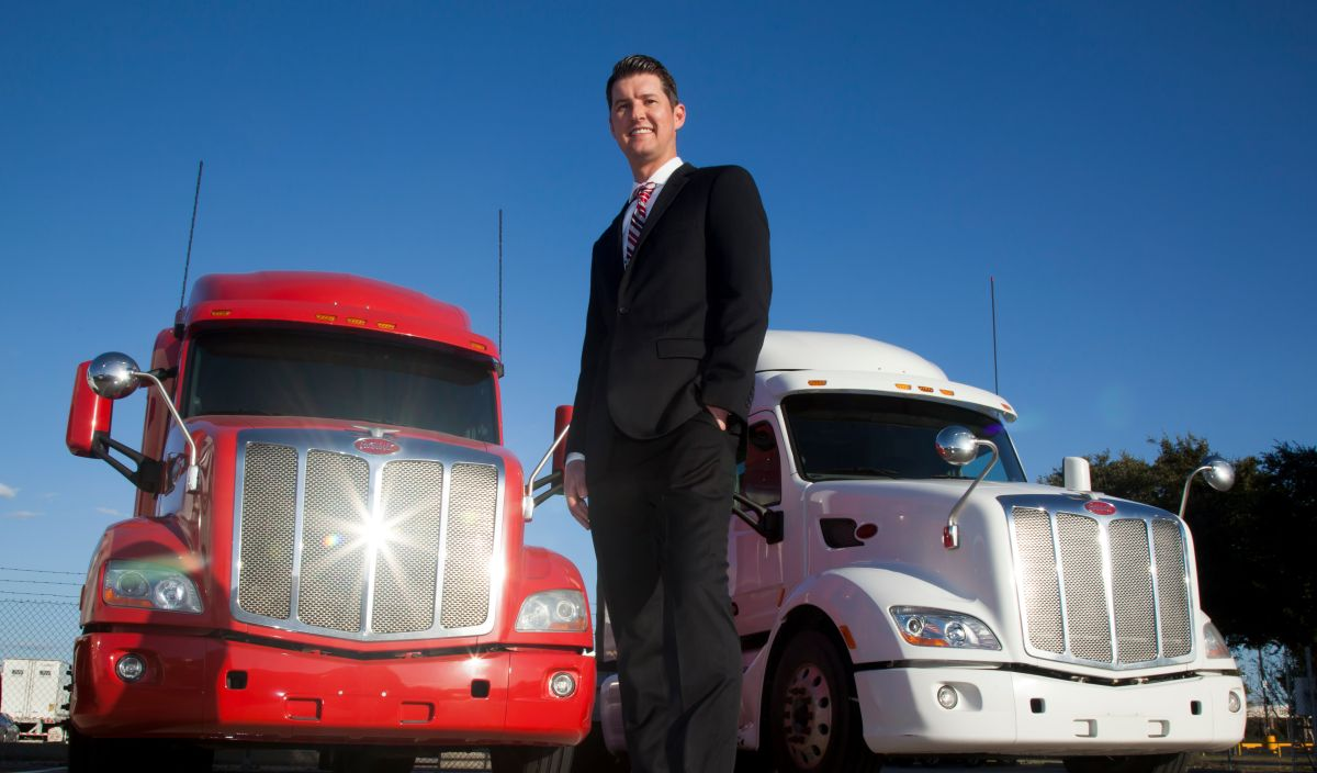Used Market Strong for PacLease Trucks