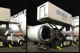 Air Service Provider Chooses Propane Vehicles