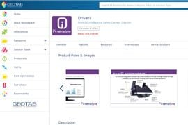 Netradyne Launches Driveri on Geotab Marketplace