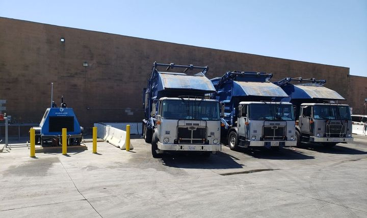 Serv-Wel Disposal is a family-owned, reputable waste collection and disposal company that services the needs of residential, commercial, industrial and construction clients in the greater Los Angeles area. - Photo: Onboard Dynamics
