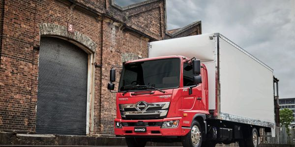 65% of all of Hino's 500 Series standard cab trucks are now ordered with Allison Automatics.