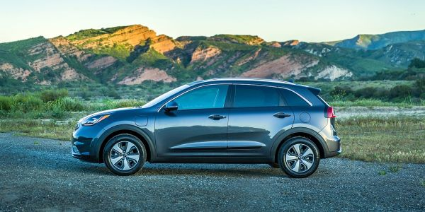 The Cape Fear Public Utility Authority is testing a Kia Niro plug-in electric hybrid vehicle.