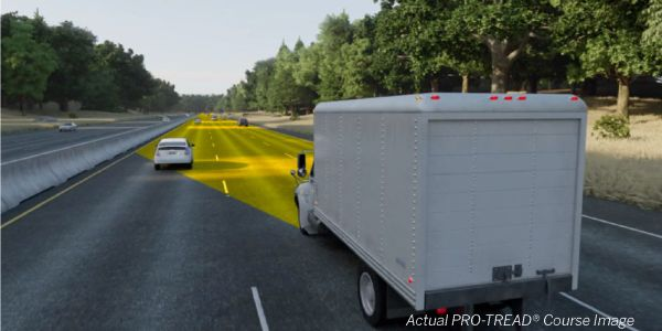 Rear End Collision Avoidance - Medium-Duty Truck focuses on techniques for avoiding rear end...