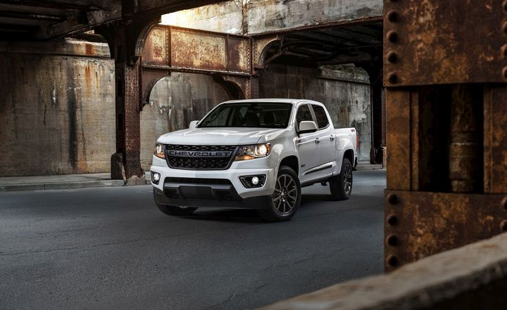 GM has invested heavily in midsize trucks in recent years, bringing more product features to market including new diesel and gas engines, new transmissions, and special edition models. - Photo: General Motors