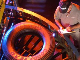 Goodyear Launches Mobile Fleet Service