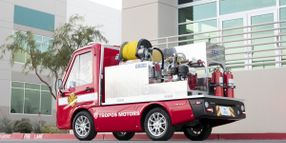 'Rightsized' Connected Fleet Truck Concepts Fit Urban Needs