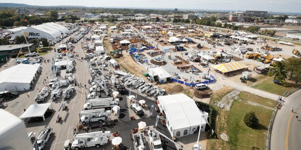 ICUEE - The Demo Expois the utility industry's largest trade show.