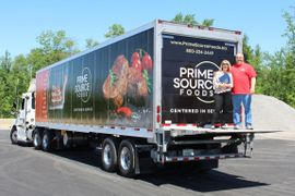 Food Delivery Fleet Has Zero No-Fault Accidents with SmartDrive