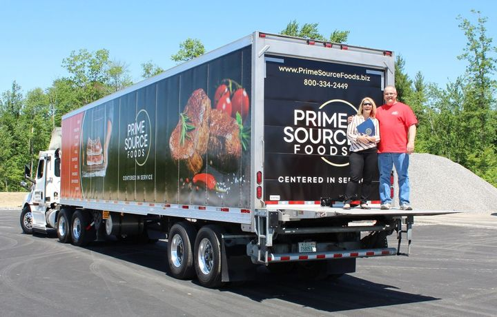 With more than 60 years in business, Prime Source Foods — formerly Poultry Products Northeast — is the largest independently owned food distributor in New England and upstate New York. - Photo: SmartDrive