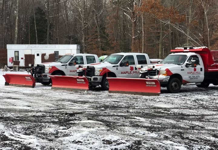 With access to near real-time alerts for harsh driving events, Verizon Connect Reveal has helped Maple Hill Lawn & Garden better monitor the behavior and help to improve the safety of its drivers. - Photo: Maple Hill