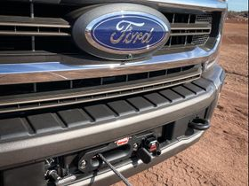 Ford Offers Integrated Winch on 2020 F-Series Super Duty Tremor