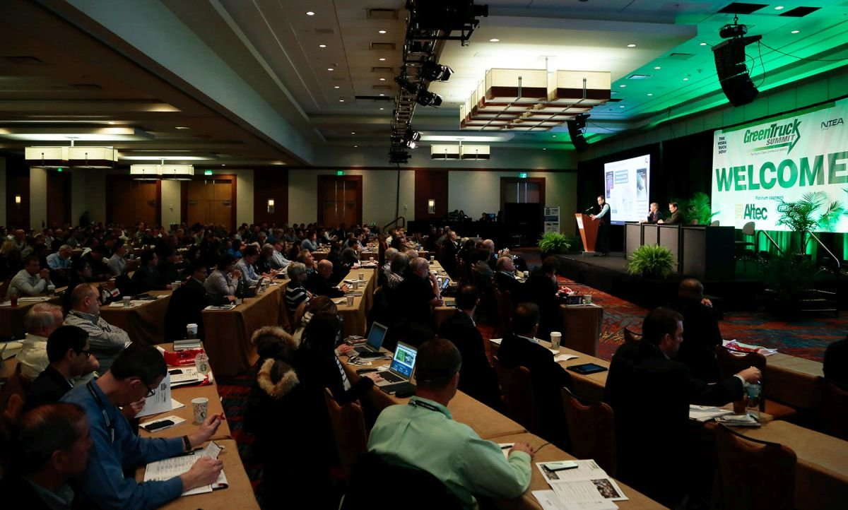 Green Truck Summit Keynote to Explore Future of Trucks
