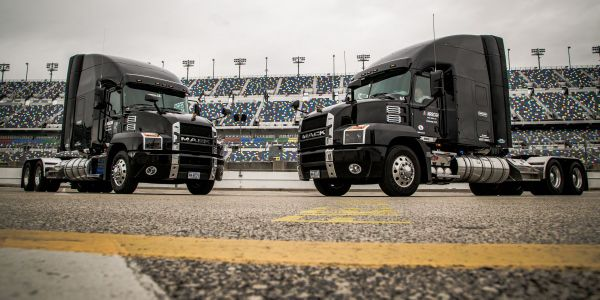 Every week during the season, the sport relies on its Mack Anthem models to efficiently and...