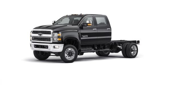 The 2019 and 2020 model-year Chevrolet Silverado 4500HD is included in the current recall.