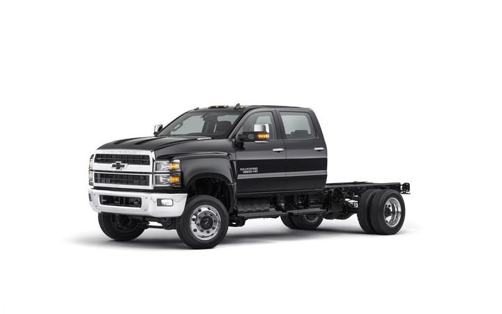 The 2019 and 2020 model-year Chevrolet Silverado 4500HD is included in the current recall. - Photo: Chevrolet
