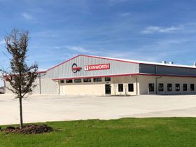 Kenworth Relocates Texas Performance Facility