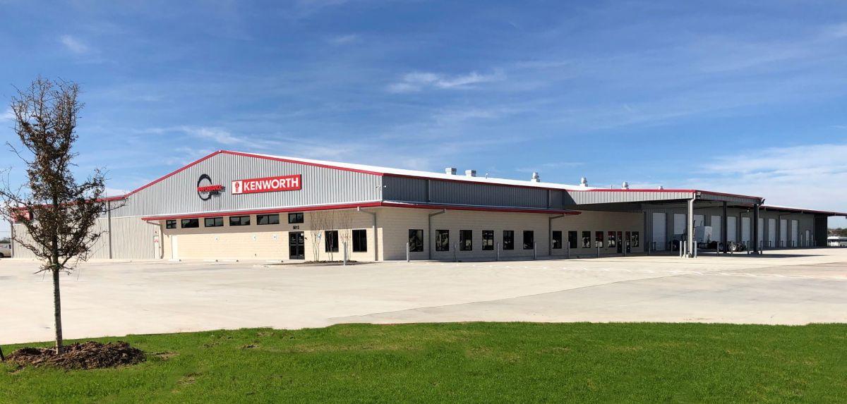Kenworth Relocates Texas Performance Facility