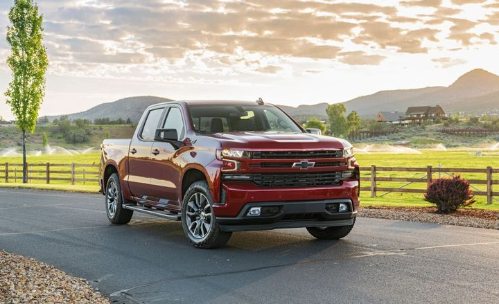 The 2020 Chevrolet Duramax Diesel is one available diesel model in the new year.  - Photo: Chevrolet