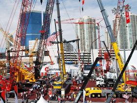 Manitowoc to Debut Six New Cranes at ConExpo 2020