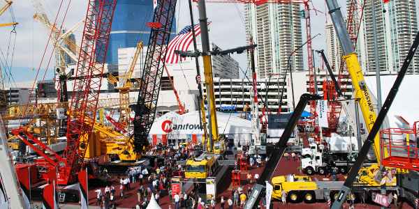 The six new models will come from the Manitowoc, Potain, Grove, and National Crane ranges,...