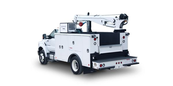 The Master Mecahnic Series are service bodies offered by Reading Truck Body.