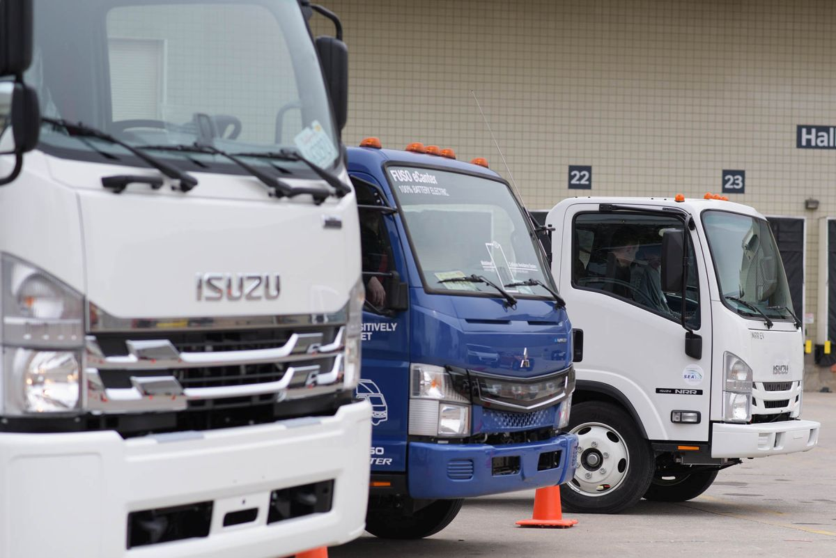 Drive the Latest Vocational Trucks at The Work Truck Show 2020