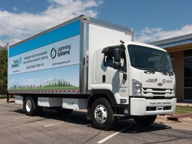 Plug Power and Lightning System Partner on Middle-Mile Class 6 Truck