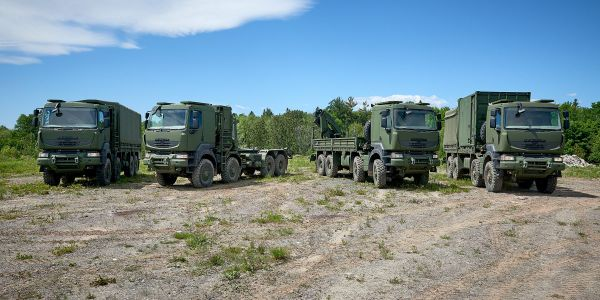 XMCO has been provided an M917A3 truck for the sole purpose of logistics data development.