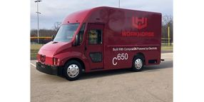 Workhorse Group to Unveil New C650 Electric Step Van at NTEA Work Truck Show