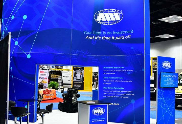 ARI's fleet management experts and Auto Truck Group's manufacturing specialists will be on hand to discuss strategies that help vocational fleet operators simplify their complex supply chain. - Photo: ARI