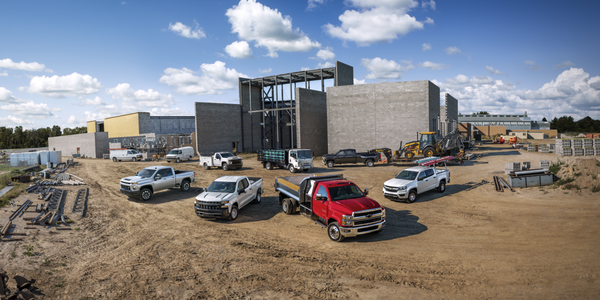 General Motors announced a number of updates and upgrades at The Work Truck Show 2020.