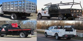 CM Truck Beds Debuts New Models in Indy