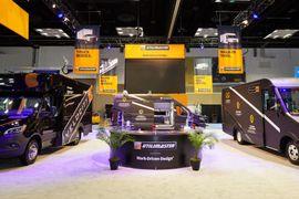 Utilimaster Unveils Walk-In Cargo Van
