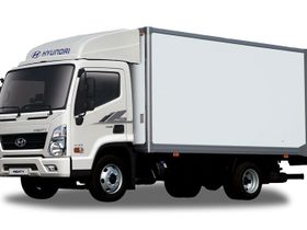 Hyundai, Allison Partner on Mighty Light-Duty Truck