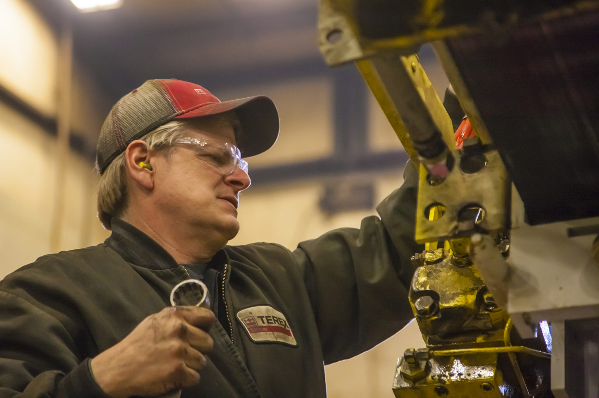 All Terex Service Centers Named Load King Service Centers