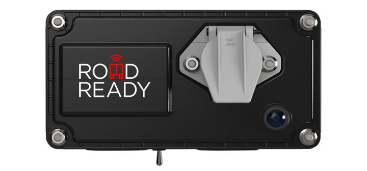 Roady Ready trailer monitoring was launched in 2017 at the TMC annual meeting.  - Photo: Truck-Lite Co.