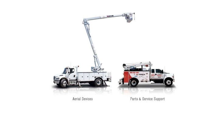 Technicians will be dispatched where it is safe to do so and only for business-critical situations.     - Photo: Terex