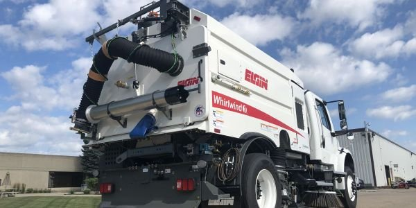 One item Federal Signal products can help sanitize are Elgin sweepers, which are still needed to...