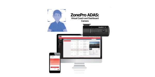 ZonePro ADAS is more than a traditional dashboard camera providing drivers with real-time voice...