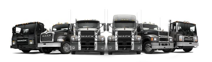 Mack Financial Services is offering four finance programs, all of which extend the first payment date for qualified buyers. - Photo: Mack Trucks