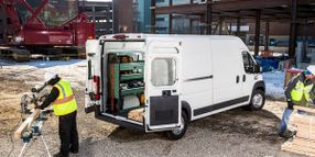 2021 Ram ProMaster Unveiled at Work Truck Show
