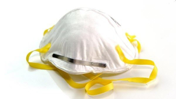 The N95 designation means the respirator can block at least 95% of particles from entering the wearer's nose and mouth. - Image: FDA.gov